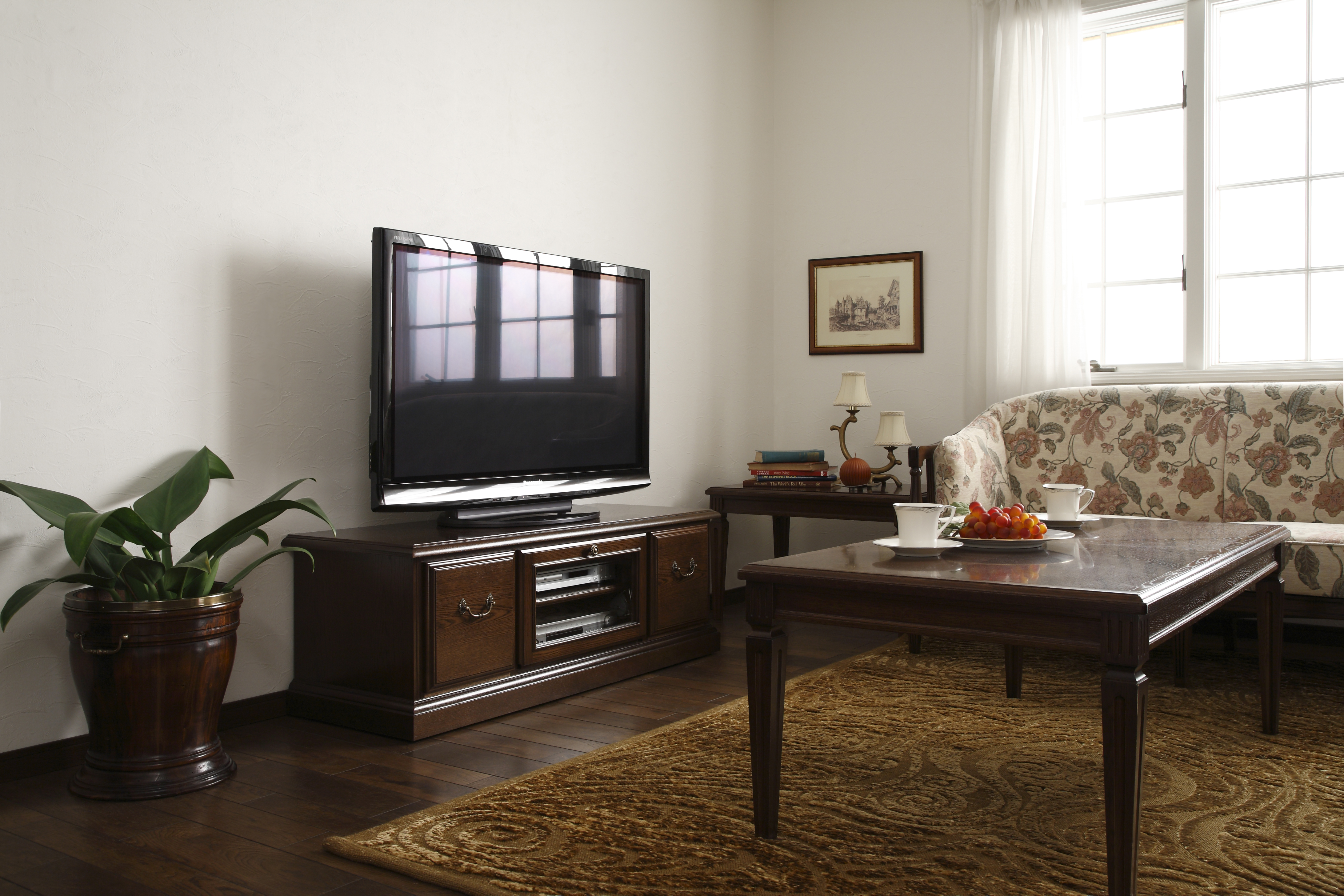 テレビボード/HPQ437MD