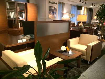 オフィス用家具『GAIVATA(グラヴィータ)』