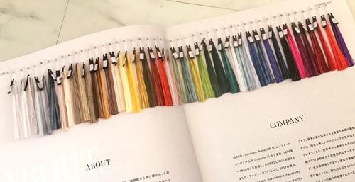 VIVERE A COLORI=色を楽しむ!